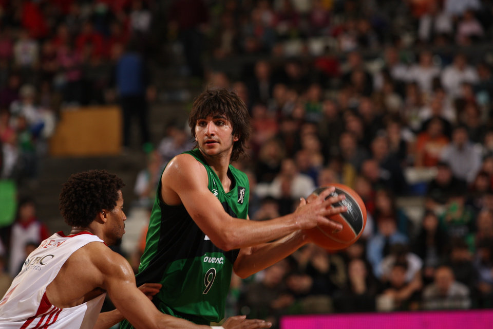 Photo - NBA DRAFT PROSPECT / RICKY RUBIO / BASKETBALL PLAYER