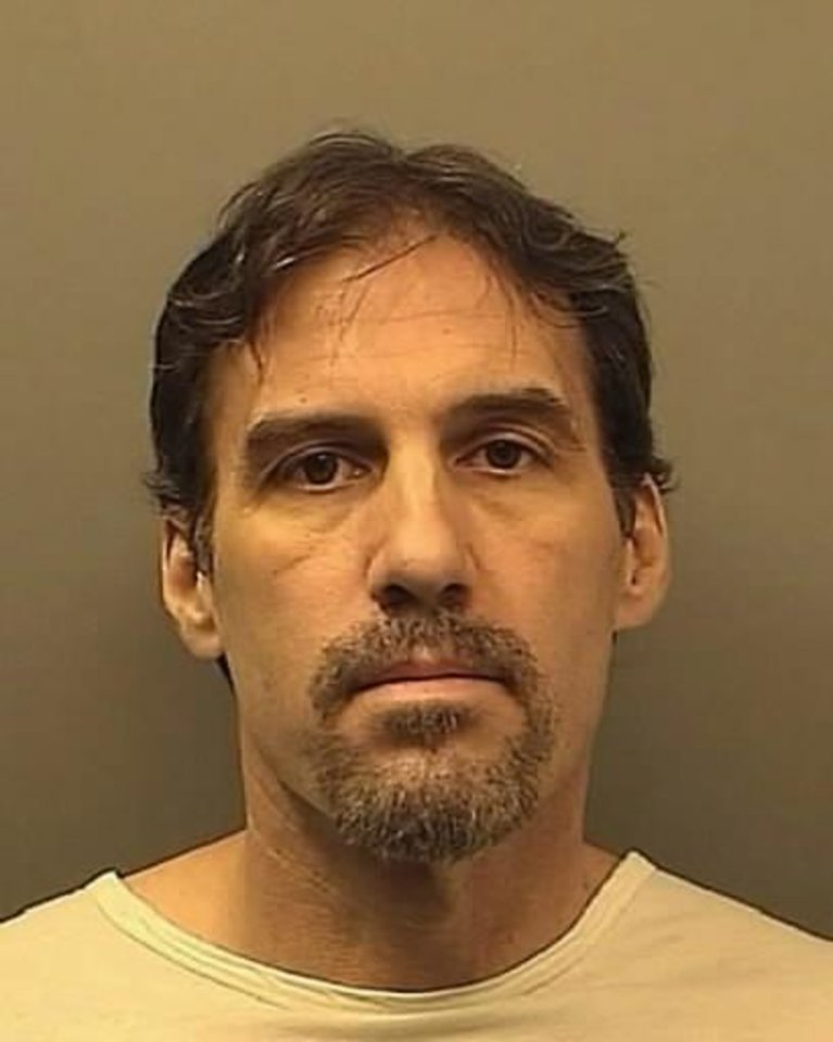 Photo - Robert Howard Bruce, Colorado prison inmate who has confessed to a dozen sex crimes between 1985 and 2001 in Norman.