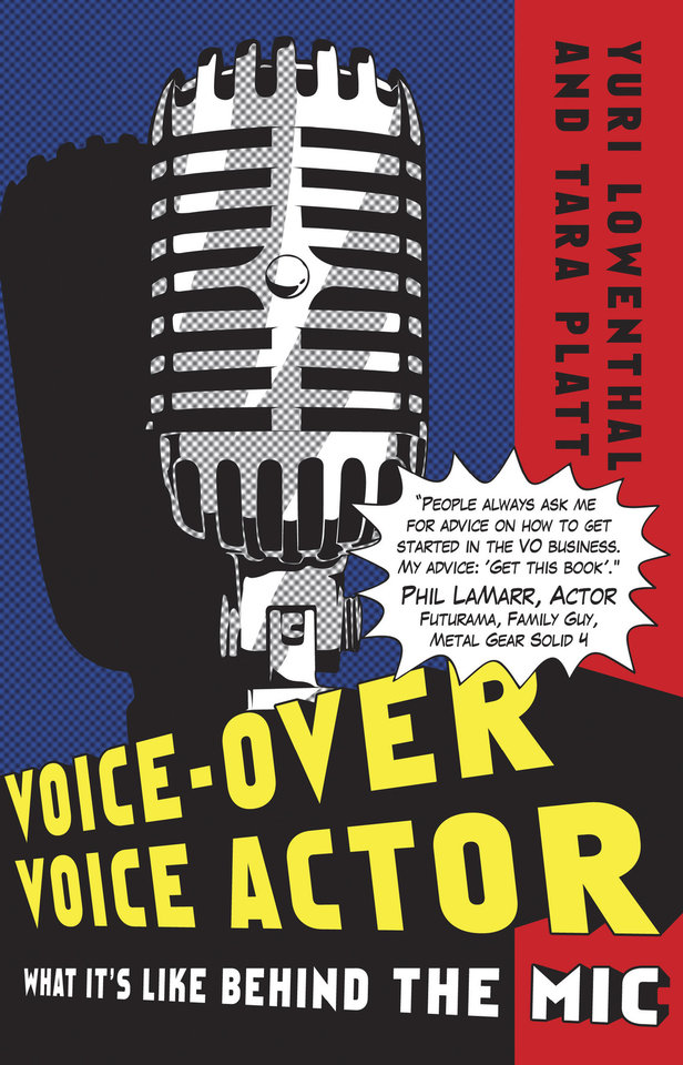 Photo -  Voice-Over Voice Actor, from Bug Bot Press