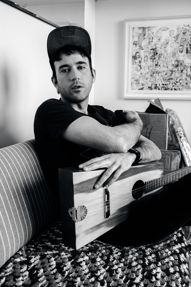 "Photo - Sufjan Stevens recorded much of his latest album ""Carrie & Lowell"" in Norman. He's currently on a U.S. tour.  Photo provided"