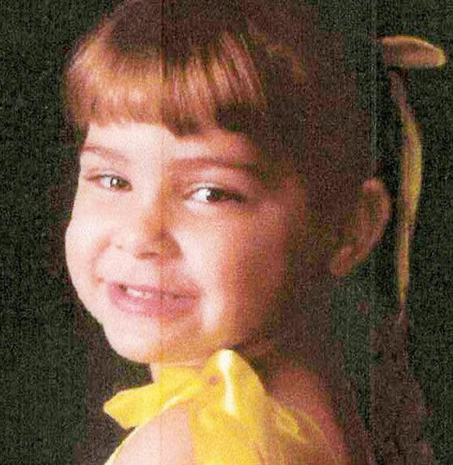 Serenity Anne Deal. Died under her father\'s care. ORG XMIT: KOD