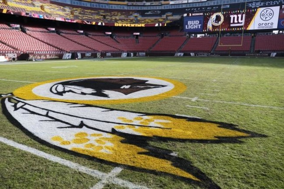 Photo -  The Washington NFL franchise announced Monday it is dropping the