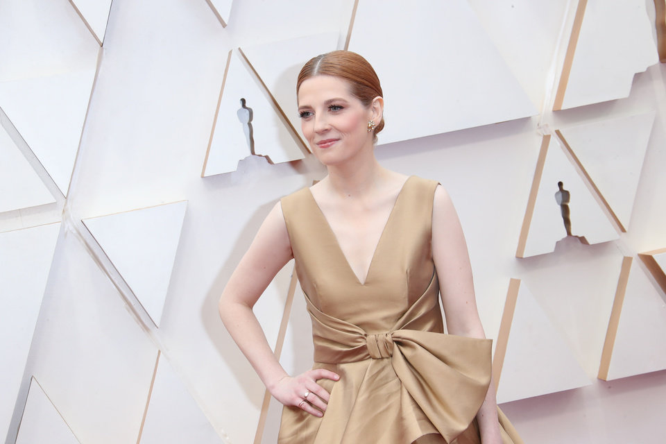 Photo - Feb 9, 2020; Los Angeles, CA, USA;  Krysty Wilson-Cairns arrives at the 92nd Academy Awards at Dolby Theatre. Mandatory Credit: Dan MacMedan-USA TODAY