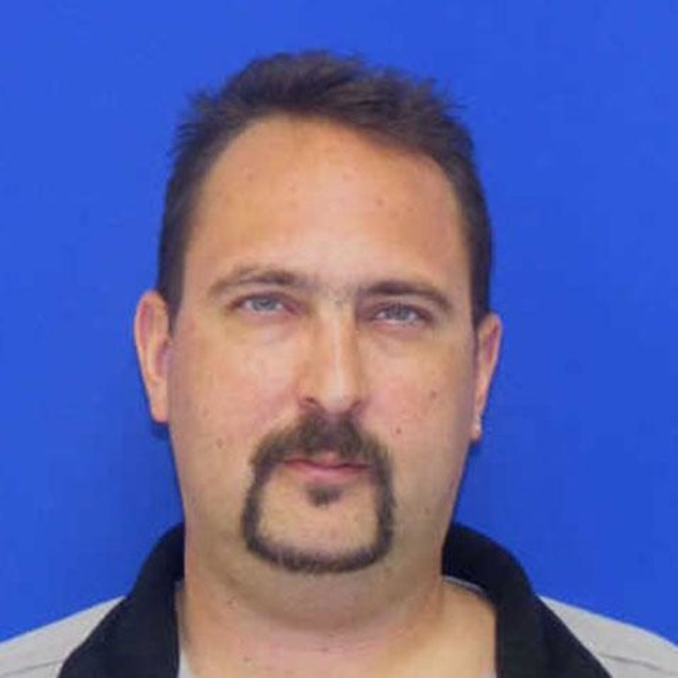 Photo - This photo provided by the Federal Bureau of Investigation shows Timothy Virts. Police searched Thursday for an 11-year-old girl who was reported missing after her mother was found slain in their home in Dundalk. Baltimore County Police believe the girl, Caitlyn Virts, is with her father, 38-year-old Virts, and they are concerned for her safety, department spokeswoman Elise Armacost said. (AP Photo/Federal Bureau of Investigation)