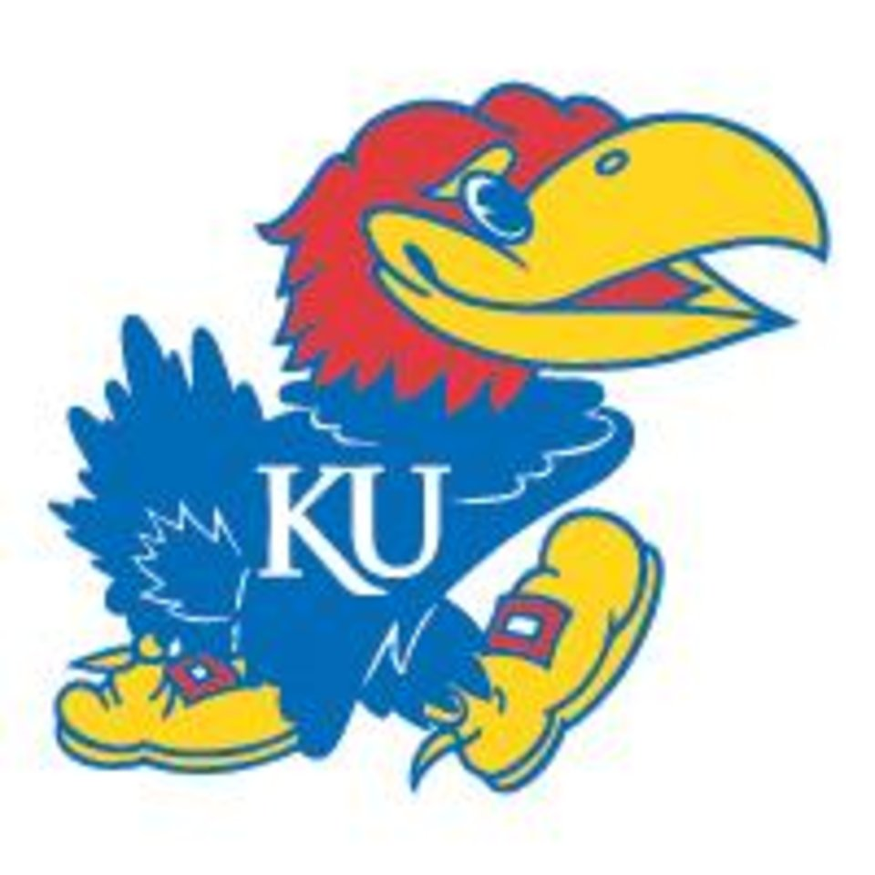 Photo - UNIVERSITY OF KANSAS / KU / LOGO / BUTTON /BUG / GRAPHIC