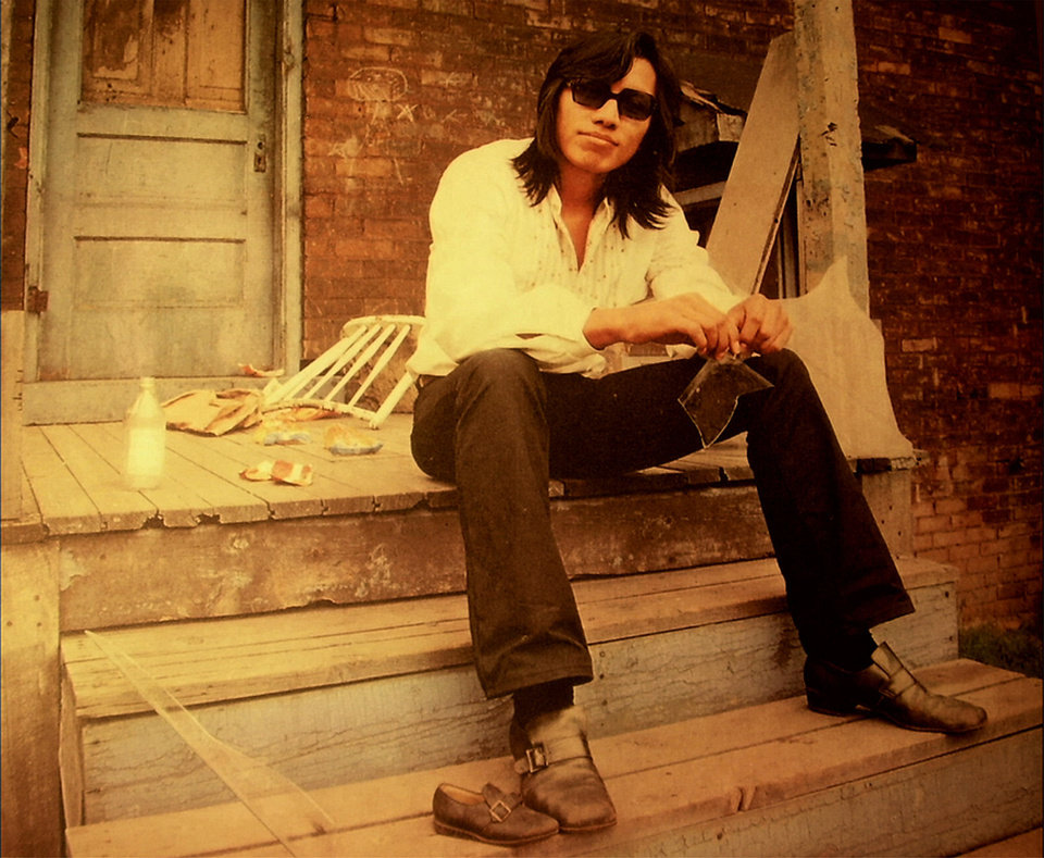 "Rodriguez in a scene from ""Searching for Sugar Man."" SONY PICTURES CLASSICS PHOTO <strong></strong>"