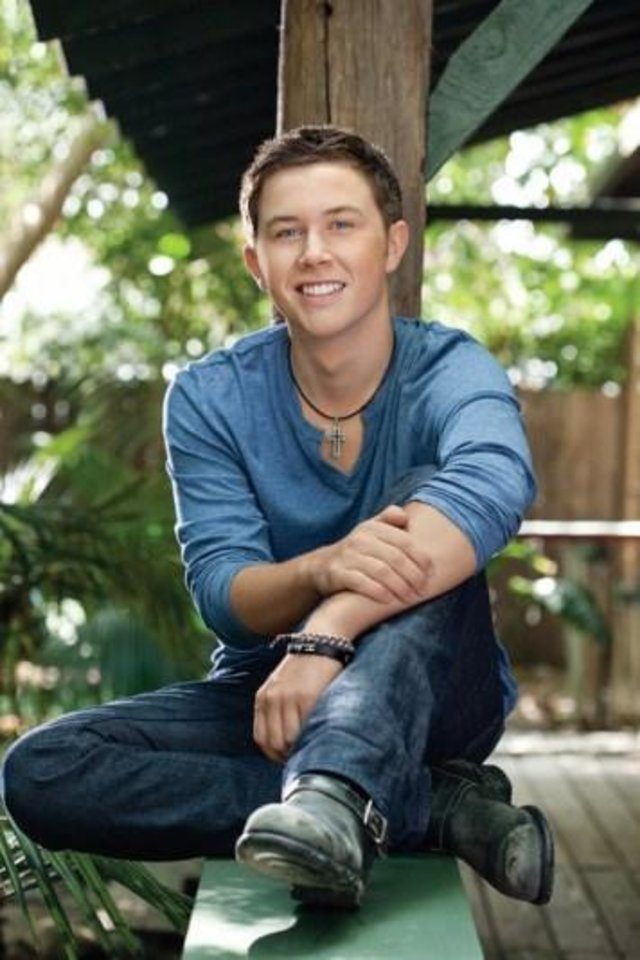 Photo -  Scotty McCreery