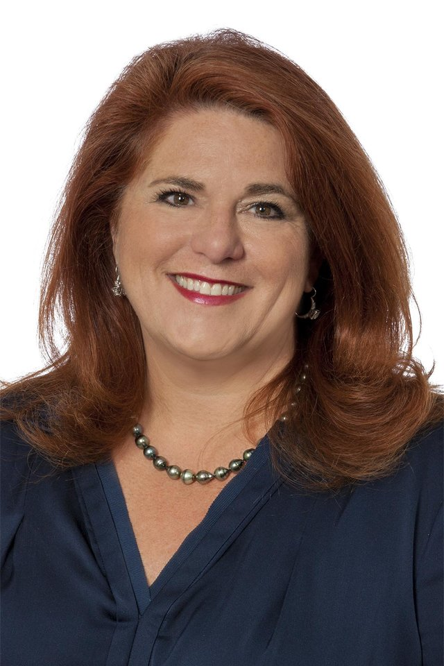 Photo -  Rachel Blue is an intellectual property attorney with McAfee & Taft.