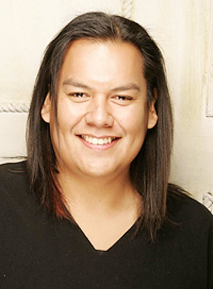 Photo - Bird Runningwater is the director of Native American and Indigenous Programs for the Sundance Institute. PHOTO PROVIDED  Provided