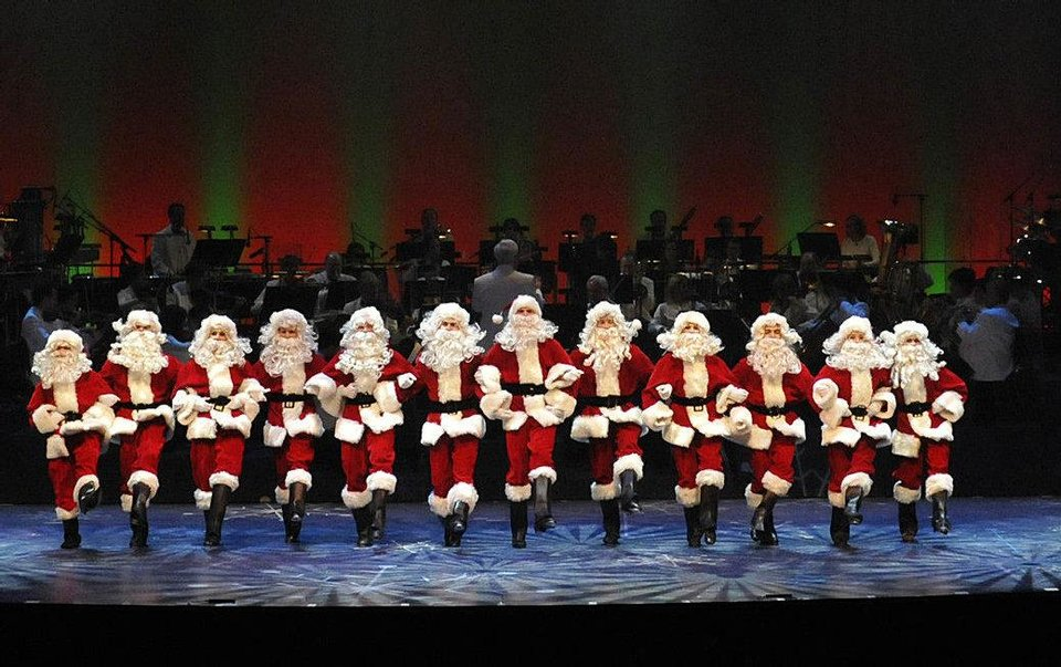 """The Christmas Show"" Photo PROVIDED by Wendy Mutz"