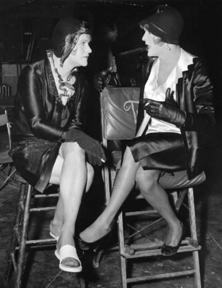 """Photo -  Jack Lemmon, left, and Tony Curtis in """"Some Like It Hot."""""""