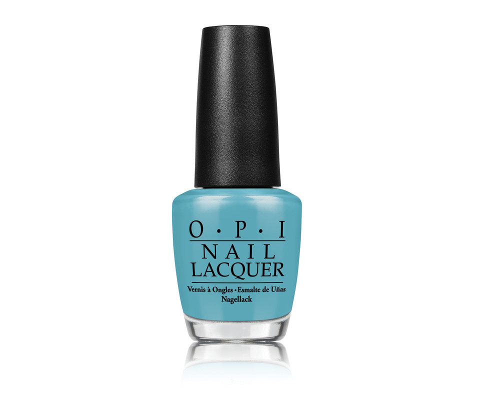 Photo - This image released by Opi Products shows the OPI nail lacquer called Find My Czechbook, part of a polish and interior paint collaboration with Clark and Kensington and Ace Hardware stores. (AP Photo/Opi Products)