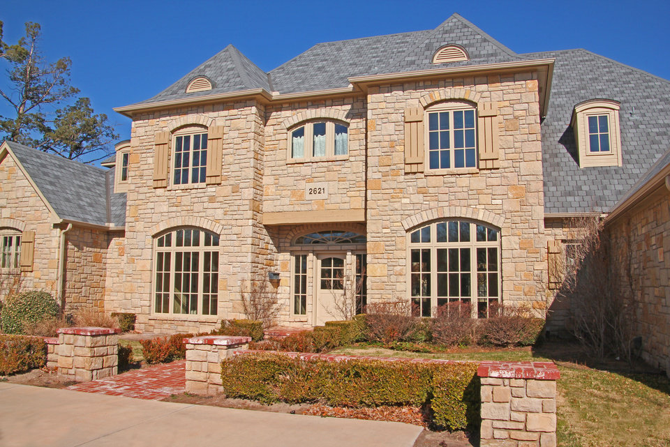 Photo - Kon Keesee of Keesee & Co. has this 5,442-square-foot home at 2621 Guilford Lane in Nichols Hills listed for $1,119,000.   - Provided