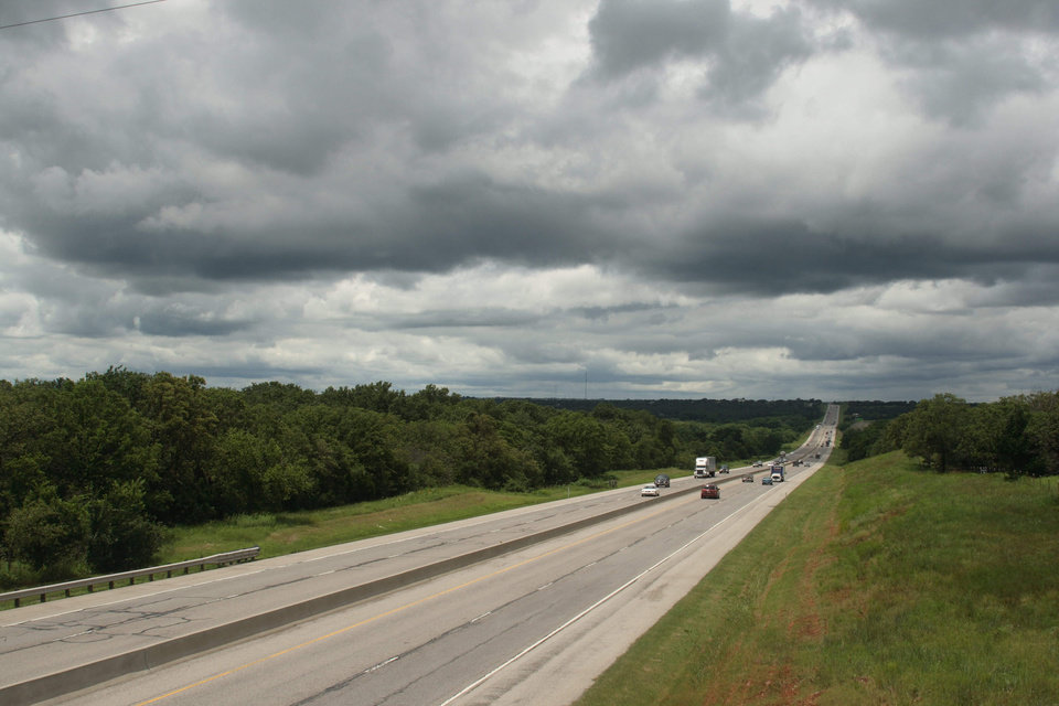 """Thunderboomers over Turner Turnpike""  Taken from Luther Road<br/><b>Community Photo By:</b> Ed Arnold<br/><b>Submitted By:</b> ed, jones"