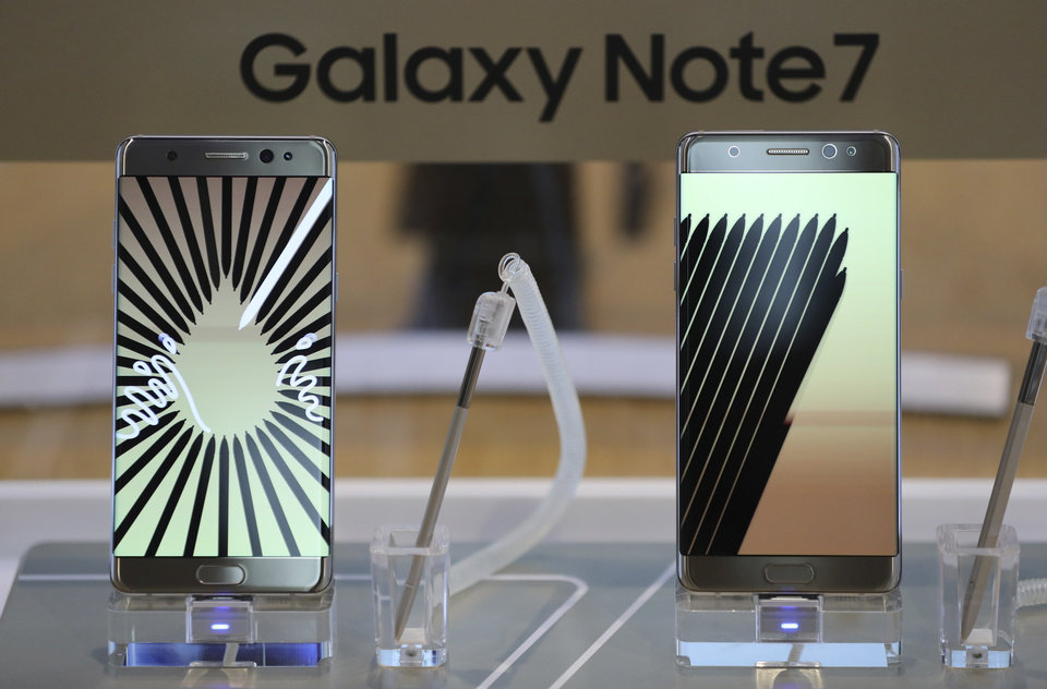 Samsung Galaxy Note 7 troubles, by the numbers