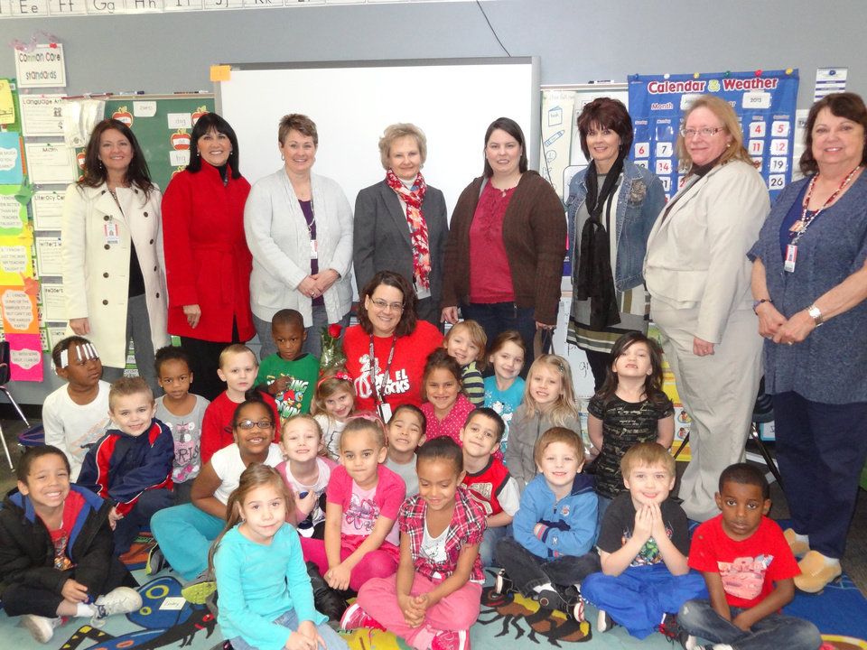 Five Candidates chosen to run for Mid-Del District Teacher of the Year 2013