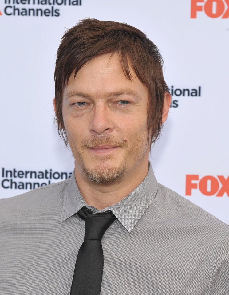 Photo -   COMMERCIAL IMAGE - Norman Reedus attends AMC's