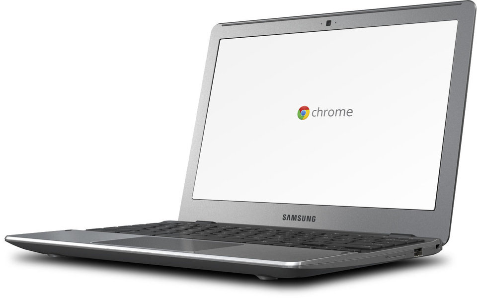 The Samsung Chromebook from Google. AP PHOTO/GOOGLE <strong>Uncredited</strong>