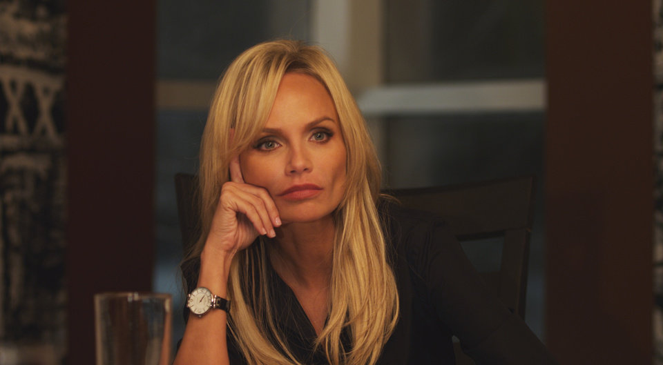 Photo - This publicity photo released by ARC Entertainment shows Kristin Chenoweth as Samantha Smith-Dungy in a scene from the film,