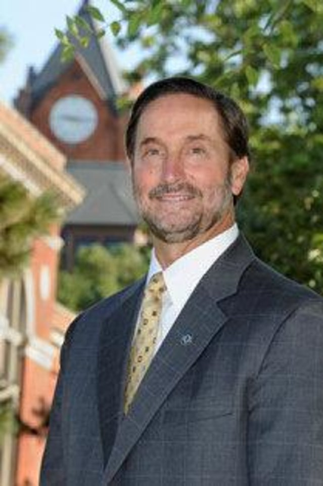 Photo - Don Betz: University of Central Oklahoma president Photo provided