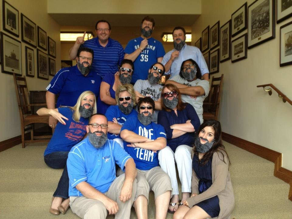 OU Alumni Association is Thundering Up!