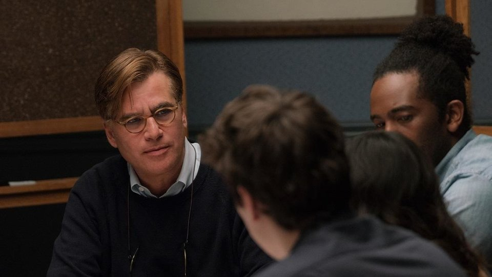 Photo - Aaron Sorkin [Photo provided by OCU]