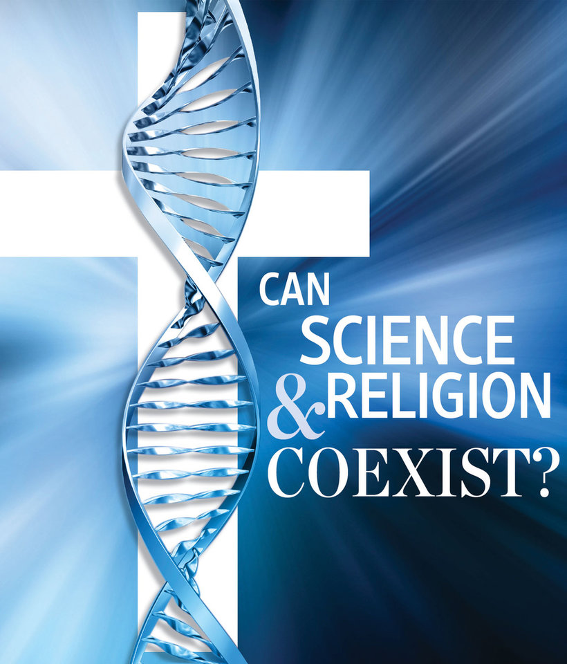 Can science replace religion