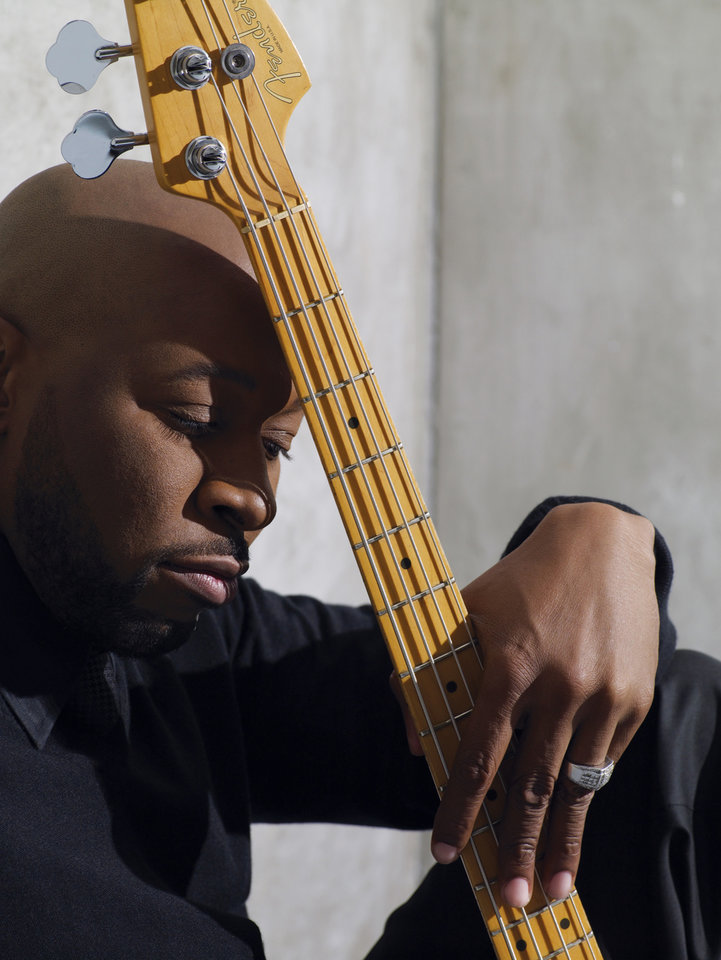 Photo - Wayman Tisdale, jazz musician   ORG XMIT: 0804171439399747