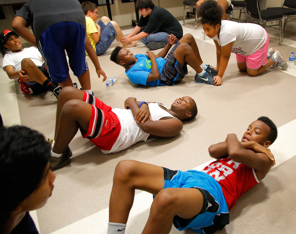 TURTLE camp in Oklahoma city provides guidance for ...
