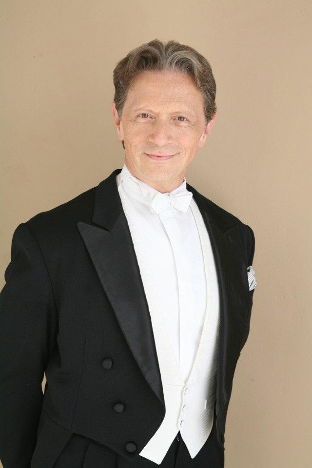Jack Everly Frequent guest conductor with the Oklahoma City Philharmonic