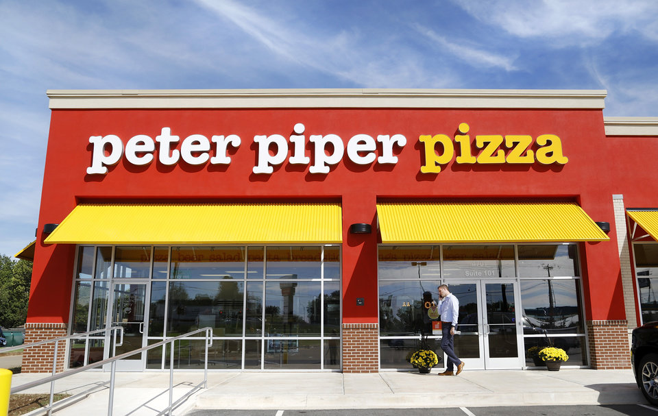 Photo -  Peter Piper Pizza is returning to the Oklahoma City market and will unveil its first new prototype store at 4701 SE 15 in Del City. [Photo by Jim Beckel]