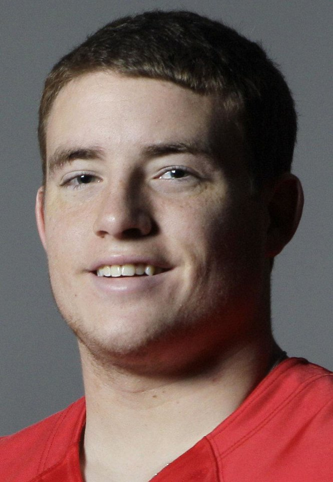 OU football recruit Matt Dimon. PHOTO COURTESY HOUSTON CHRONICLE <strong>Melissa Phillip</strong>