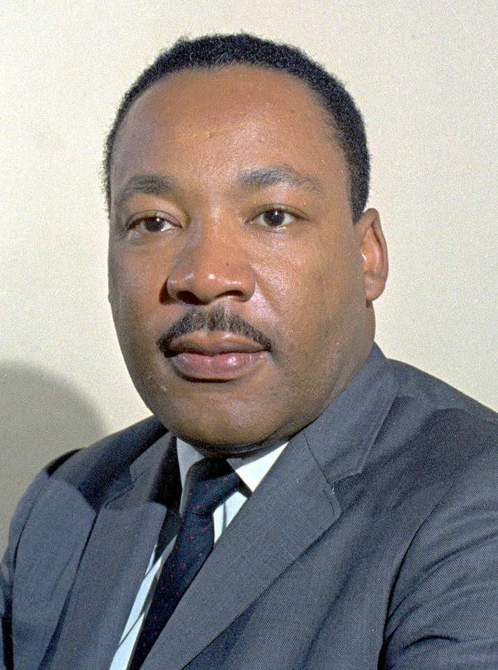 Photo - Martin Luther King Jr.