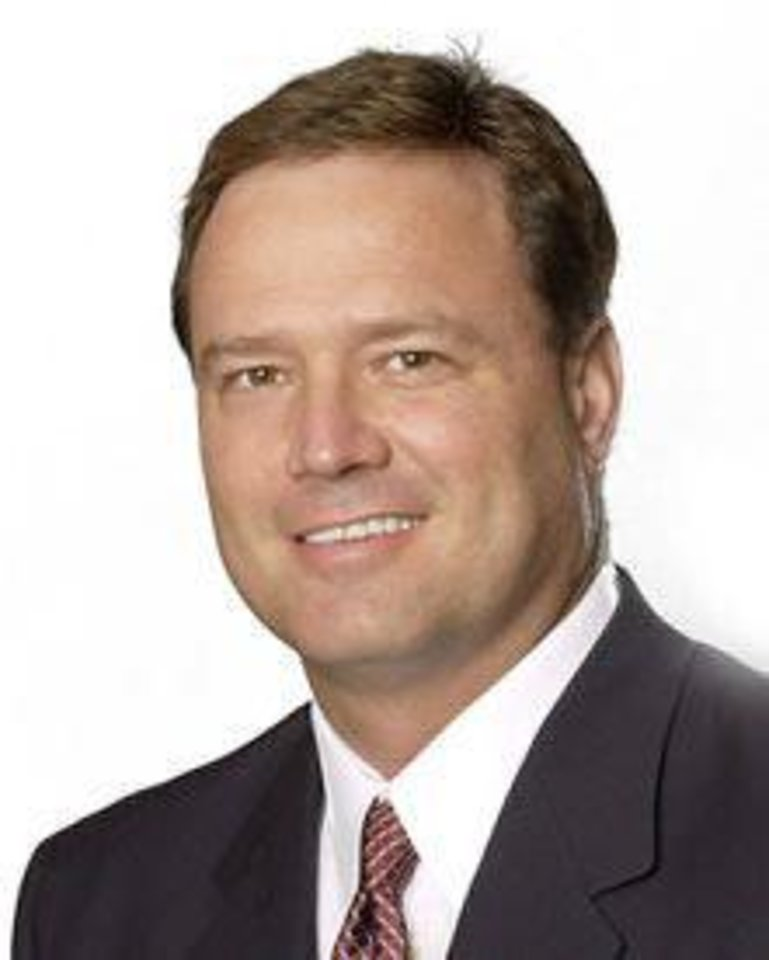 Bill Self <strong>PROVIDED - PHOTO PROVIDED</strong>