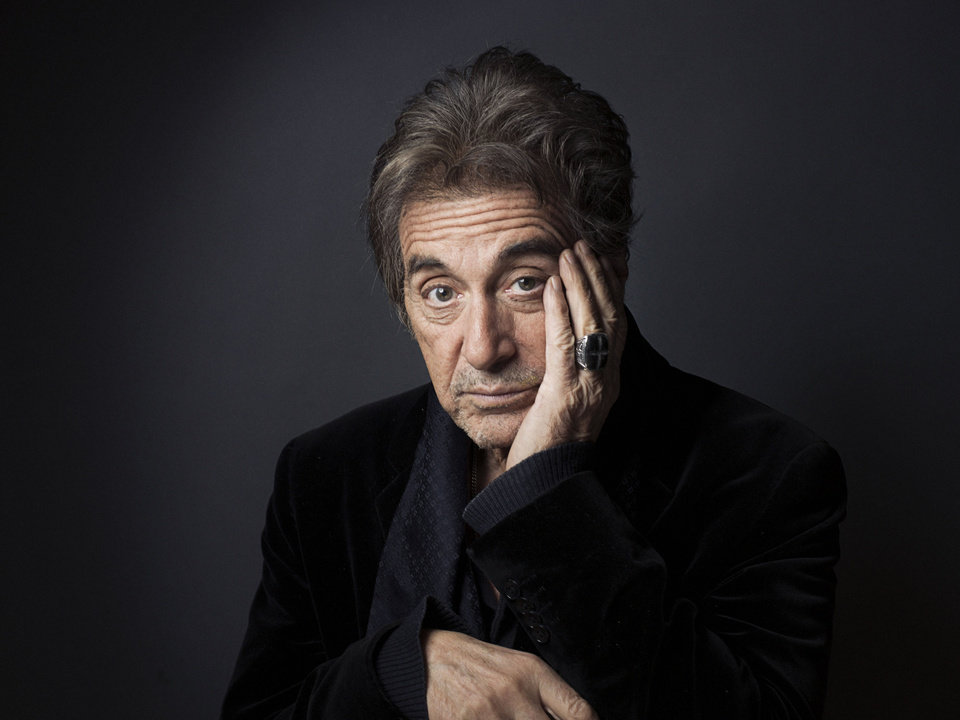 This Dec. 7, 2012 photo shows Al Pacino in New York. Pacino stars in the new film,