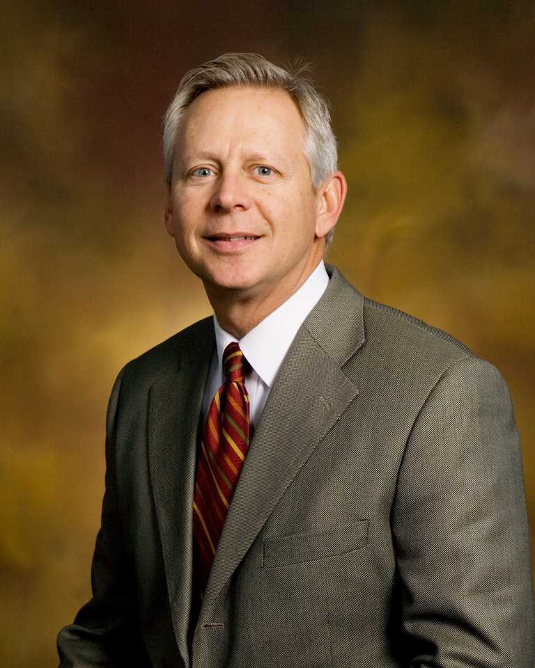 Oklahoma Aeronautics Commissioner Rick Armstrong. <strong>unknown - PROVIDED</strong>