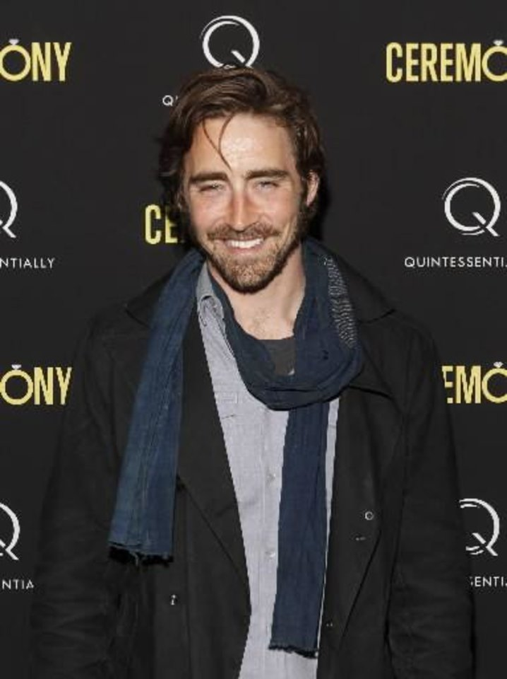 Photo -  Lee Pace (AP file)
