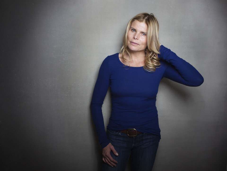 Photo - Actress Mariel Hemingway from the film