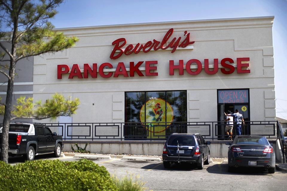 Beverly's Pancake House, an Oklahoma City tradition, is located at Northwest Expressway and Independence. The original business was founded by the late Beverly Osborne. Photo by Jim Beckel, The Oklahoman <strong>Jim Beckel - THE OKLAHOMAN</strong>