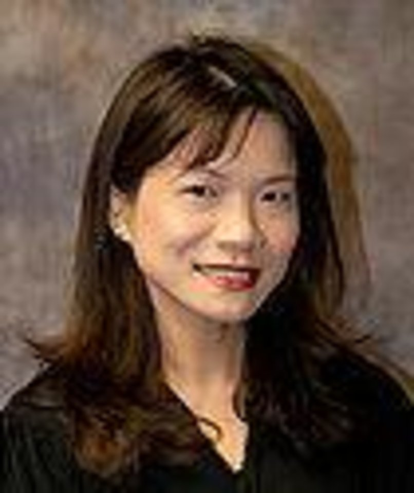 Photo - Oklahoma County District Judge Cindy Truong