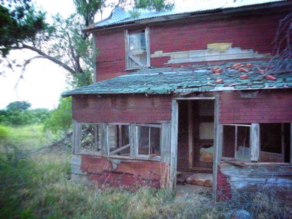 Photo - Fallis homestead. Photo by Abandoned Oklahoma