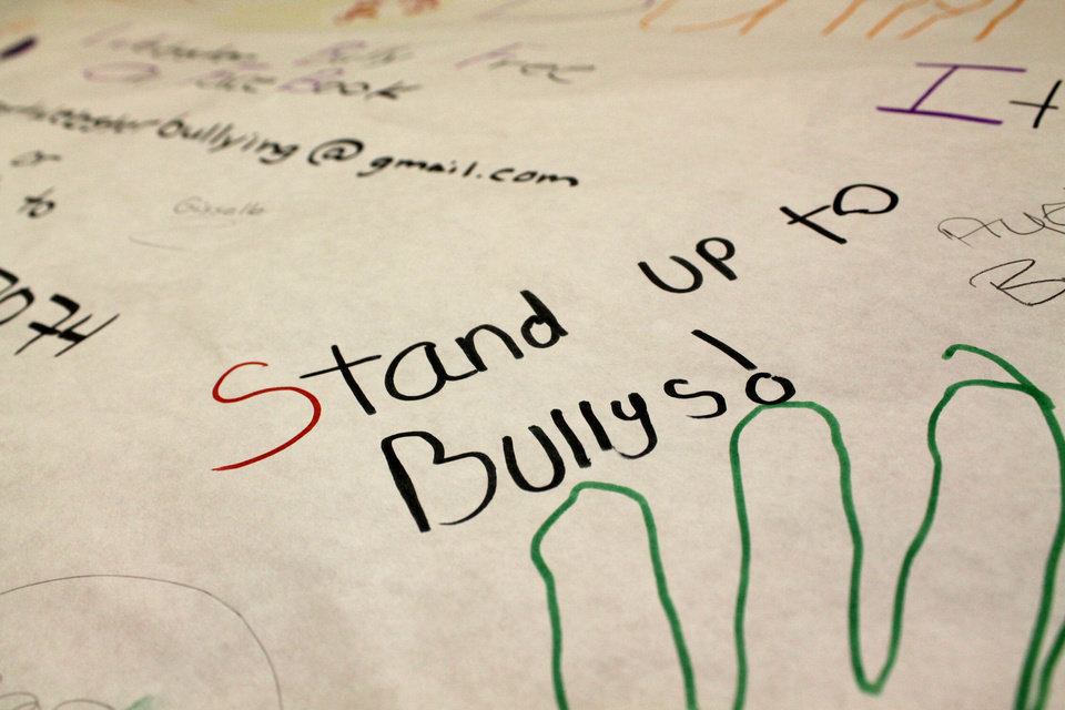 Photo - Webster Middle School N'Depth May 31, 2012. Photo by Carrie Coppernoll, The Oklahoman