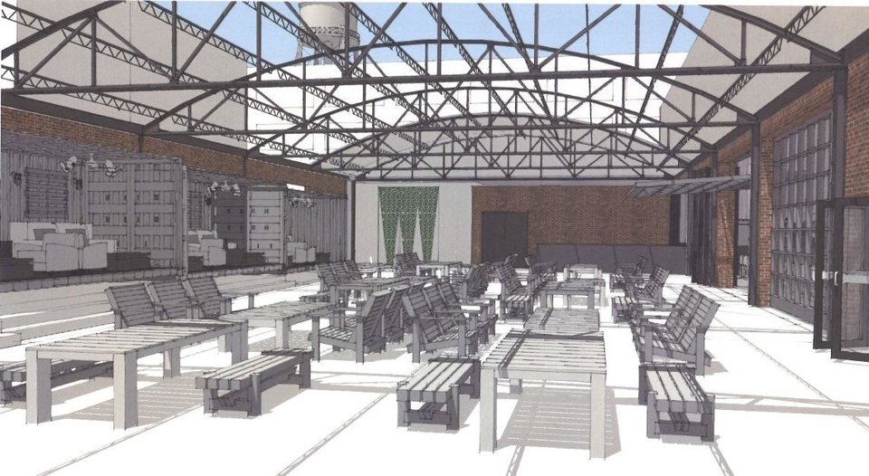 Downtown Oklahoma City Music Venue And Restaurant Plans