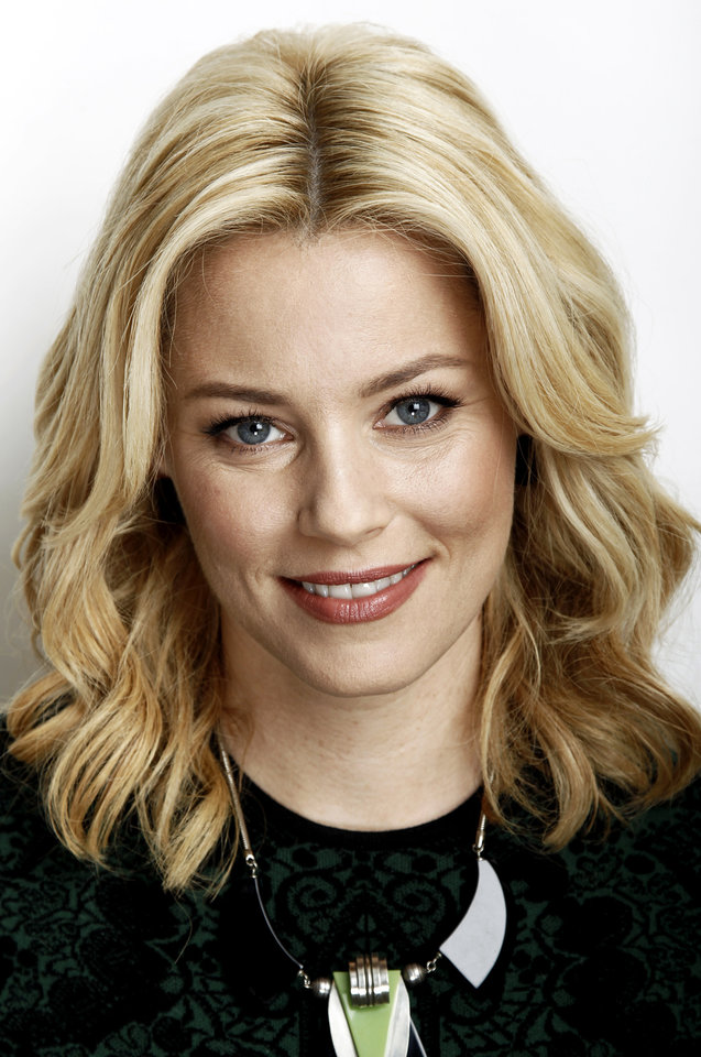 "In this May 5, 2012 photo, actress Elizabeth Banks from, ""What to Expect When You're Expecting"", poses for a portrait in Beverly Hills, Calif. The film opens in theaters on May 18. (AP Photo/Matt Sayles)"