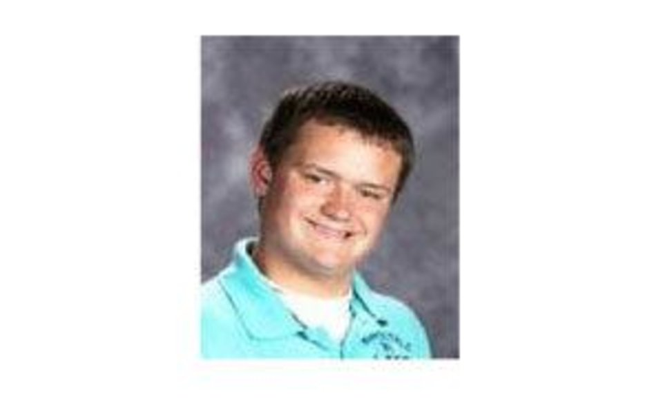 Edmond North football player Ryan Smith passed away Wednesday. PHOTO PROVIDED