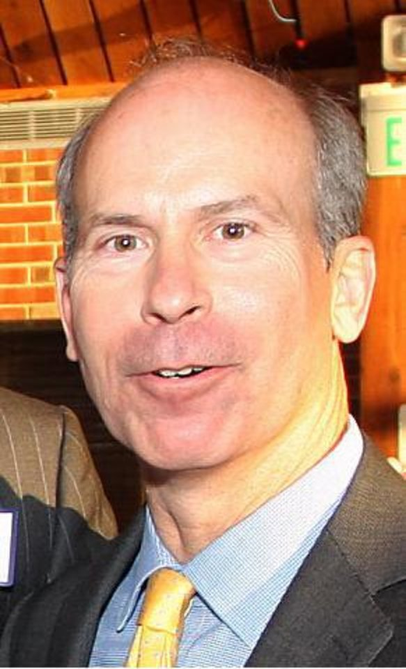 Photo - Henry Hood, senior vice president of land at Chesapeake Energy Corp., will be leaving the company on May 3, 2013.