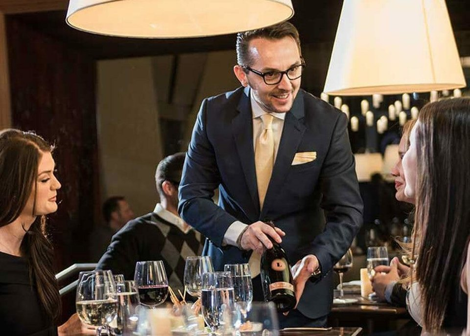 Photo - Vast will bid adieu to general manager Enis Mullaliu with a special wine dinner on June 18.