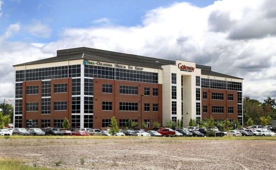 Photo -  Company headquarters for Gateway First in Jenks. As the founder and former CEO of Gateway, Gov. Kevin Stitt's business experience helps shape his governing style as the state's chief executive. During the governor's race, Stitt stepped down as the company's CEO, but what he learned there still influences him today. [Jim Beckel for The Oklahoman]