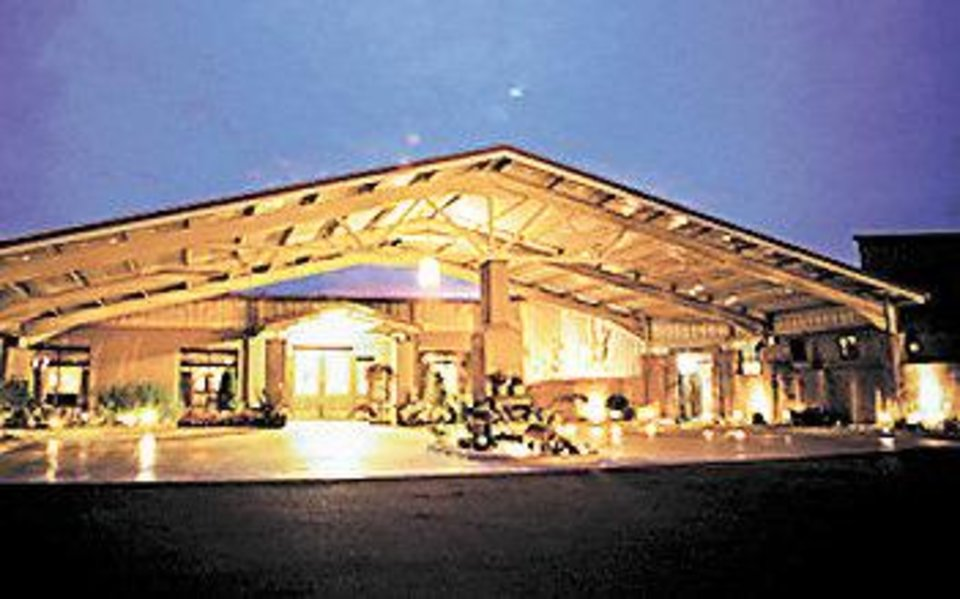 The Canebrake spa, resort and restaurant near Wagoner was once a horse barn. <strong></strong>