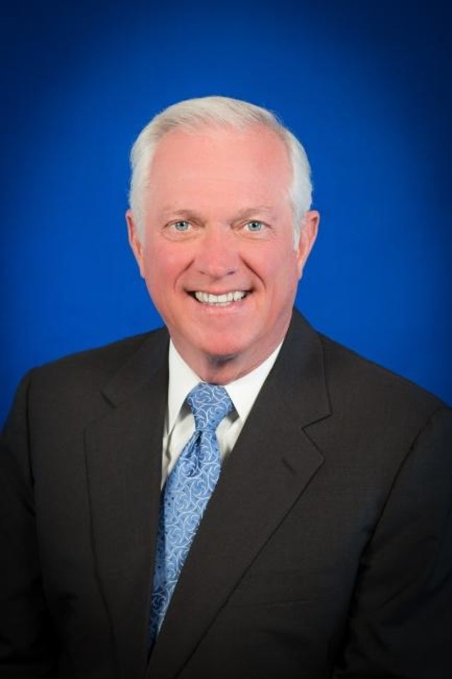 Photo -  Roy Williams, Greater Oklahoma City Chamber president.